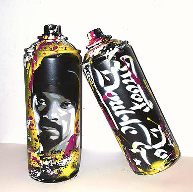 Snoop Dog Cans