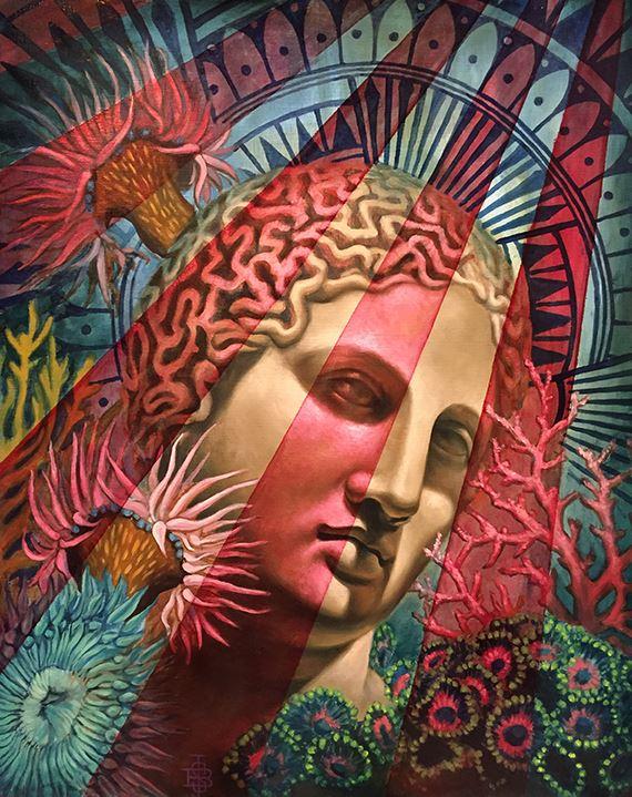 Coral Goddess