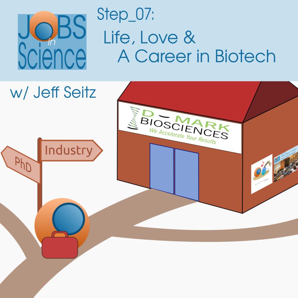 Biotechnology — Jobs In Science Podcast — GrasPods