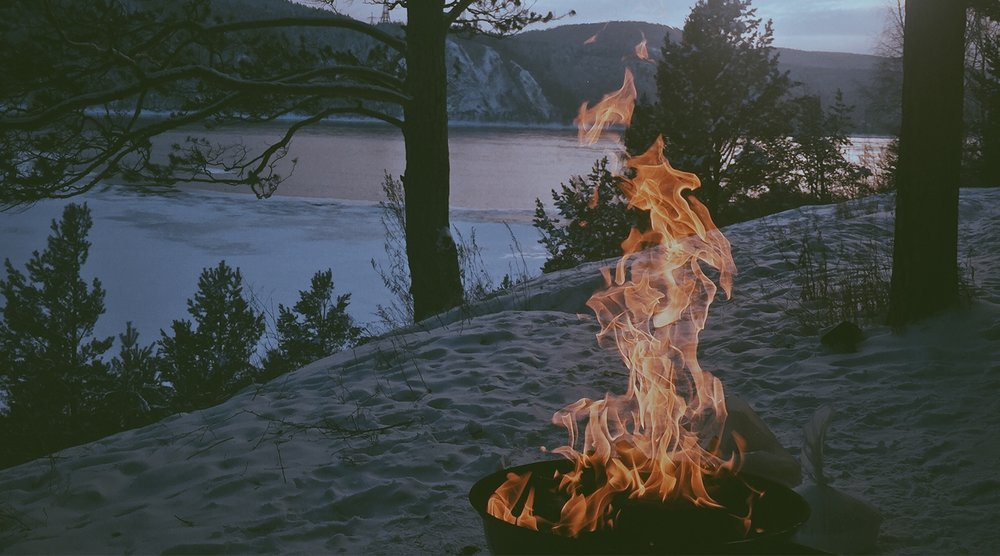 Sacred fire ceremony - Monthly, Tuesdays, 7pm - 8:30pm