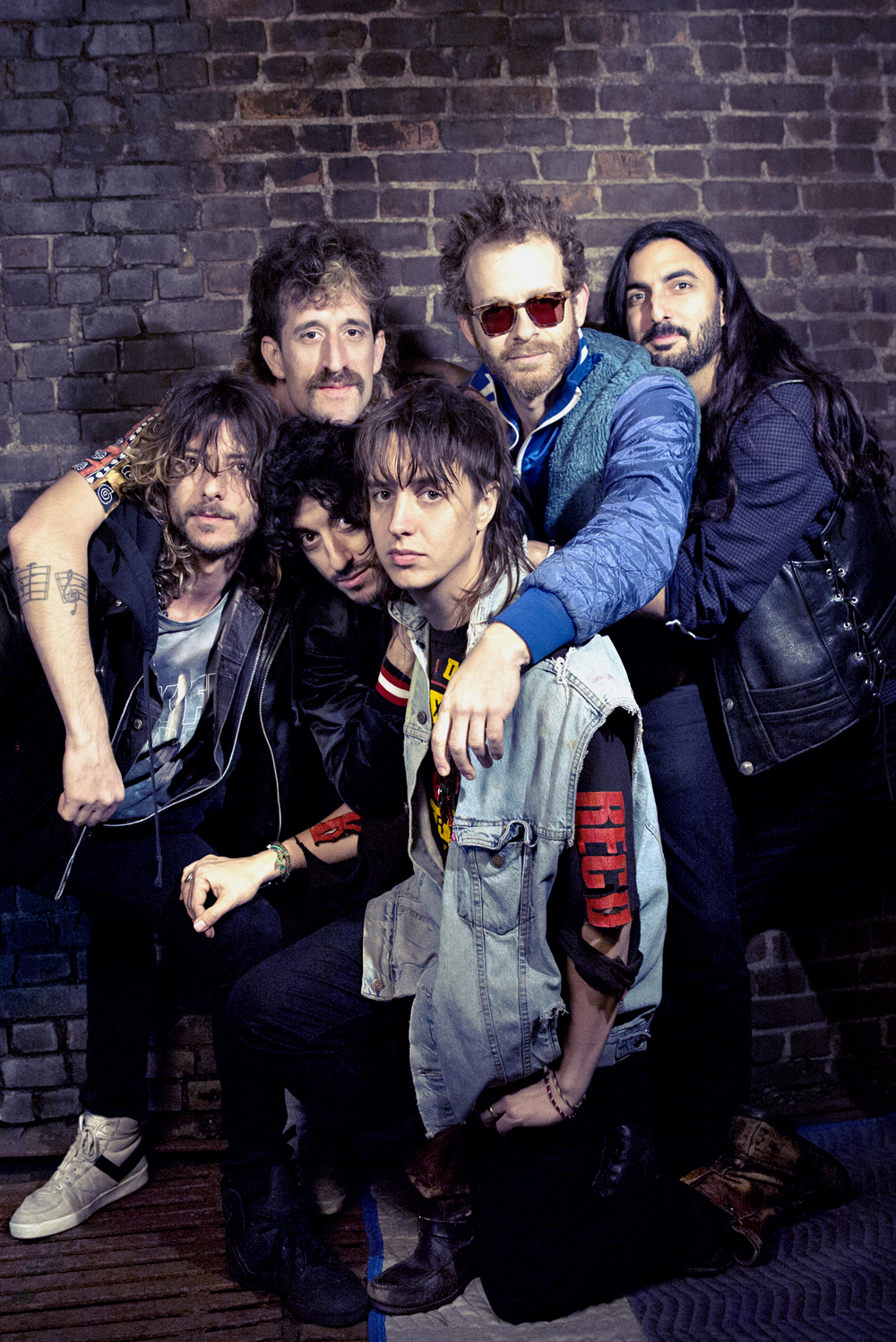 Julian Casablancas and the Voidz