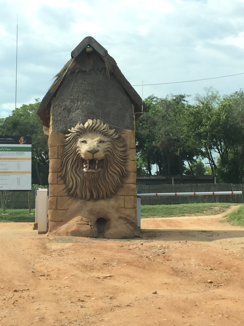 The Aslan Gate!