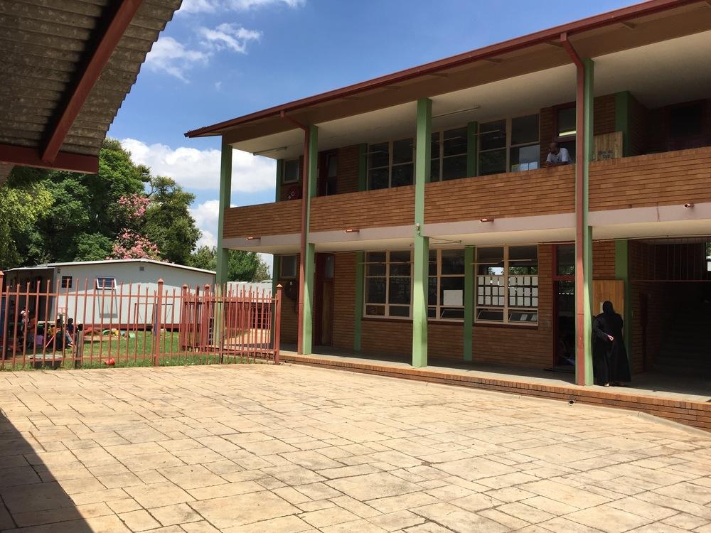 Tisetso's primary school