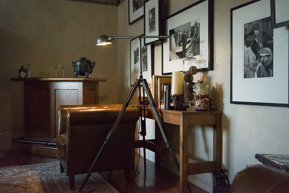 vintage tripod lamps san francisco reading light.jpg