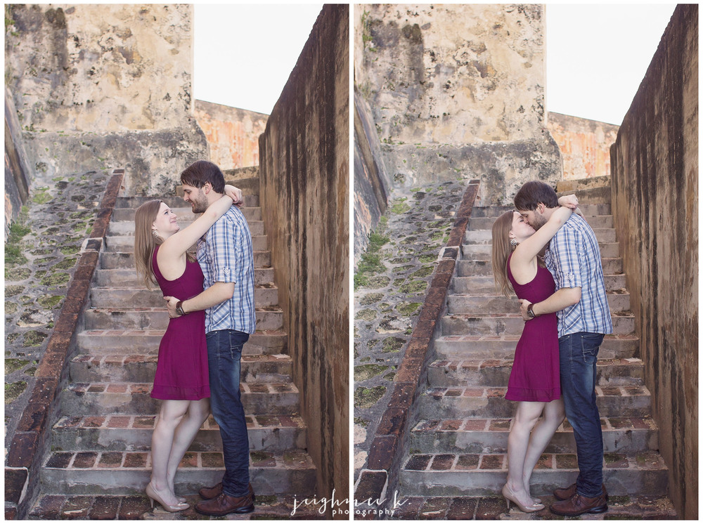 Castillo San Cristobal Engagement Session