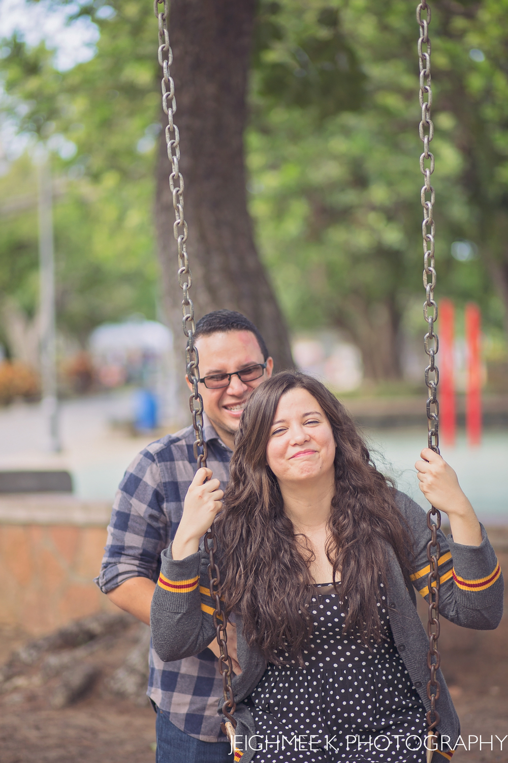 Offbeat Engagement Session San Juan Puerto Rico