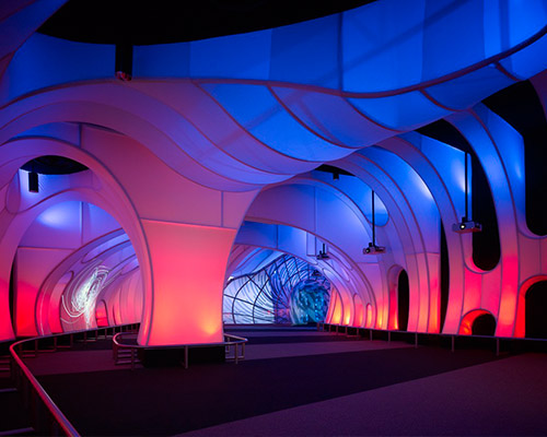 Adler Planetarium Welcome Gallery
