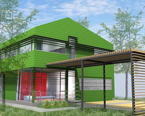36x60 Eco Home