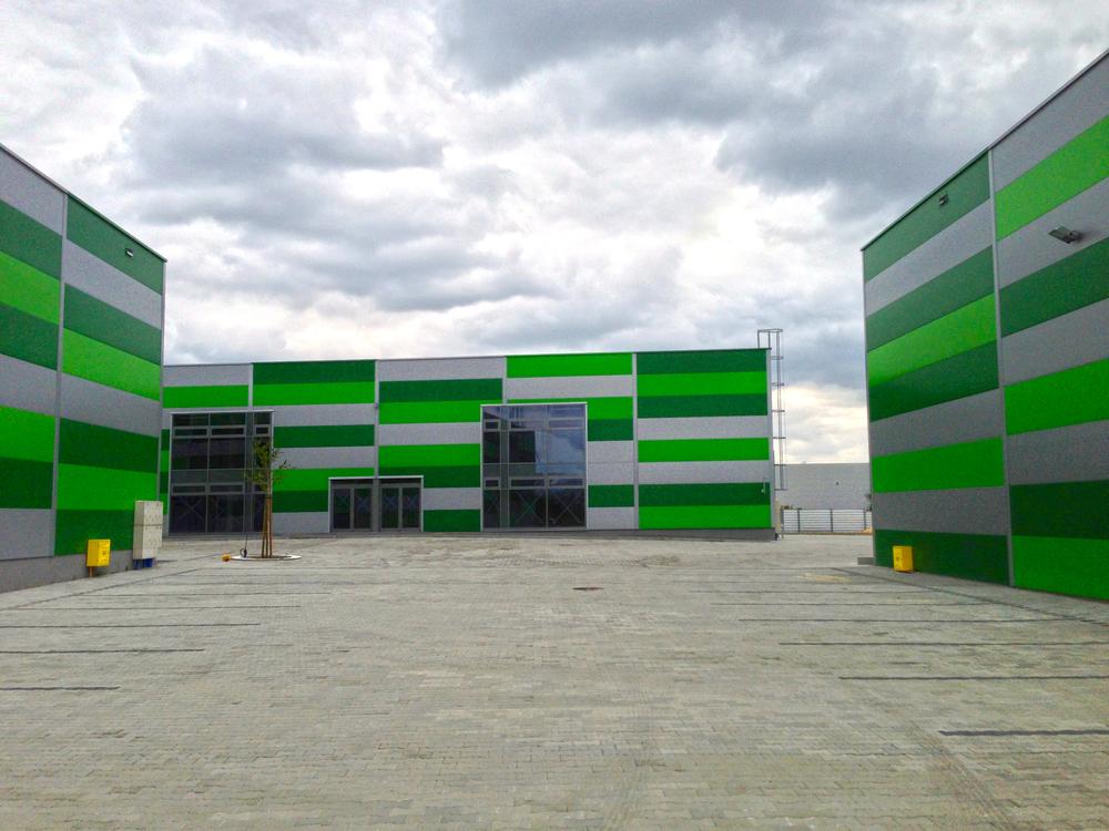 Horyzont Business Park Kielce, Poland