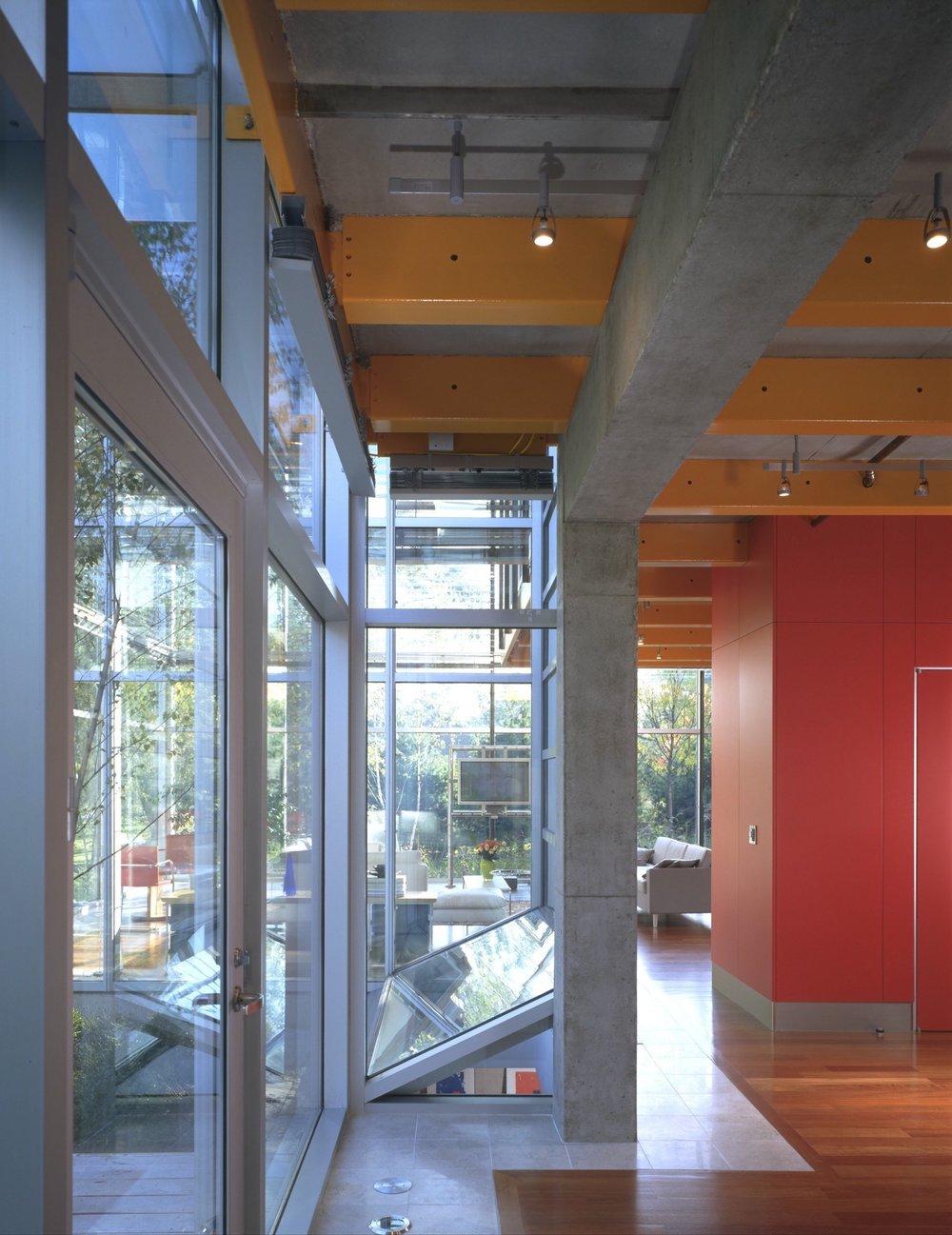 Glass House TRA Thomas Roszak Architecture