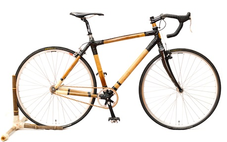 Mik Efford - Bamboo Bike