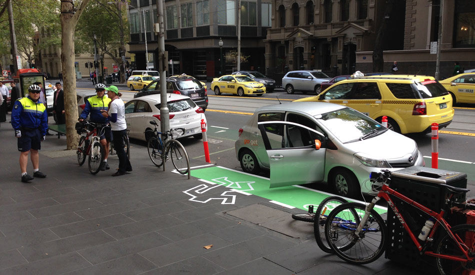 Share Our Streets - Car Dooring & Car Dooring Melbourne \u0026 Person Opening Car Door Sc 1 St Transport ...