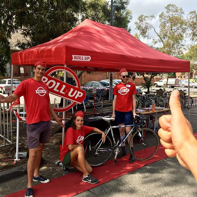 It's that time of the year again. Sydney Road Street Party is kicking off with bands, food and heaps of fun in the sun. Our mates from @velocycles will help you out with tune ups and bike wisdom while we provide the parking. All for FREE of course so jump on & roll up! 🚲🎪♥️⚪️♥️⚪️ #sydneyroad #brunswick #brunswickcitybaths #bicycle @moreland_city_council