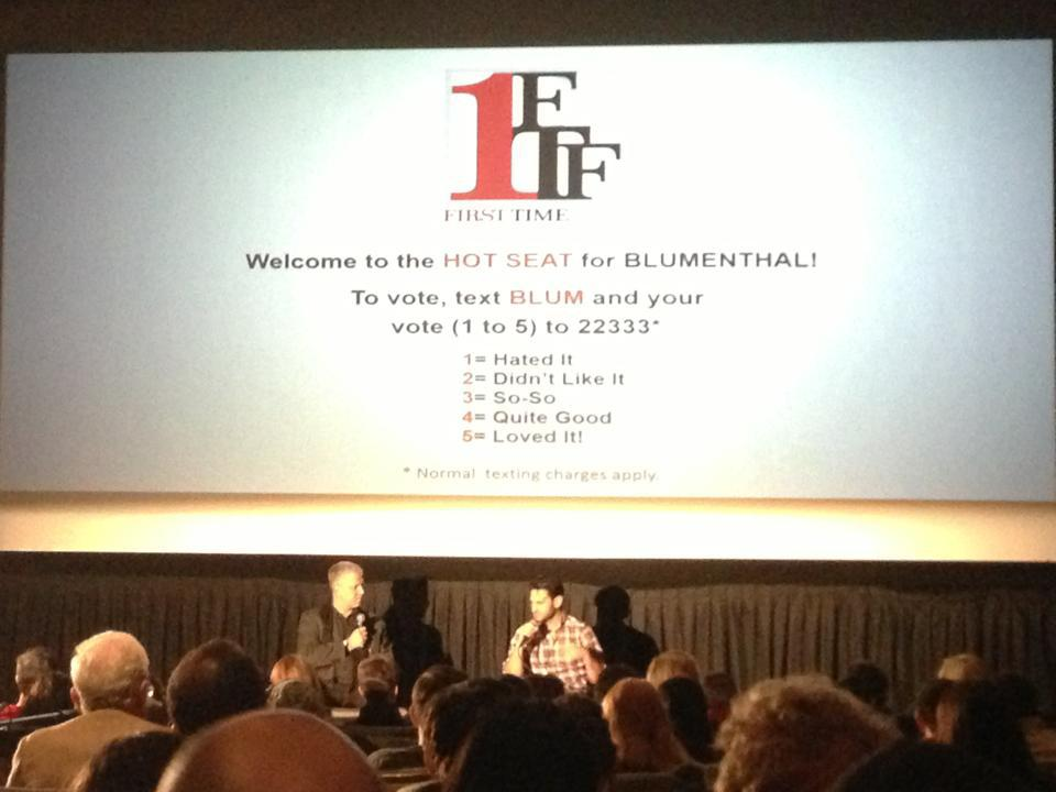 Blumenthal Film - Seth Fisher
