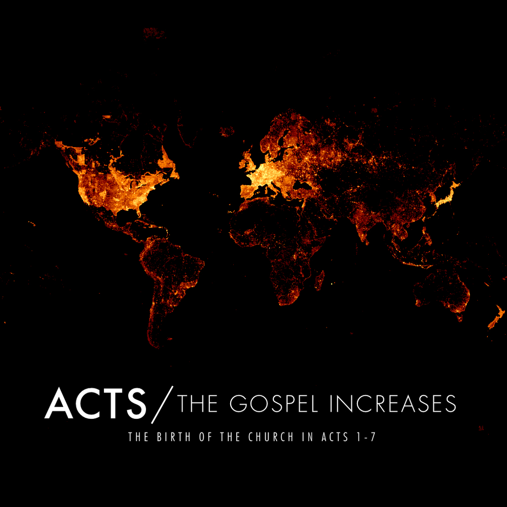 2015 | ACTS (Part 1)