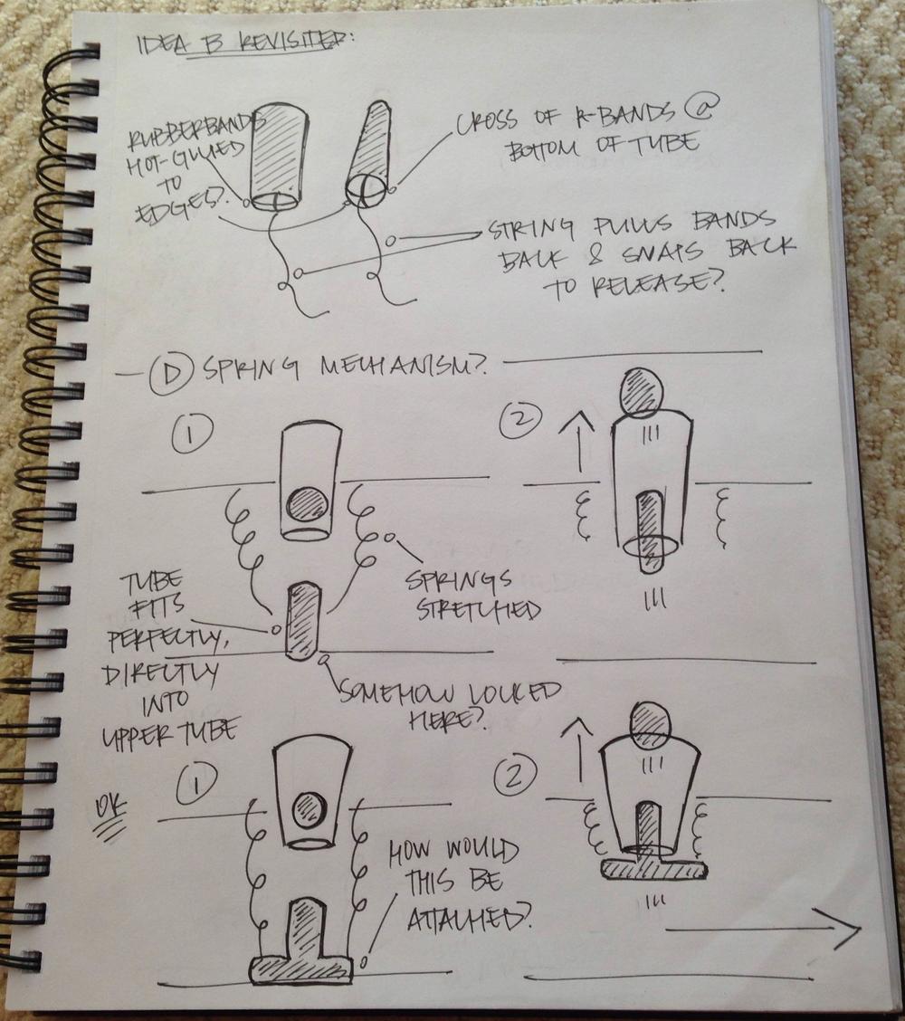 DP2: Ball-Launch Ideas (cont'd)