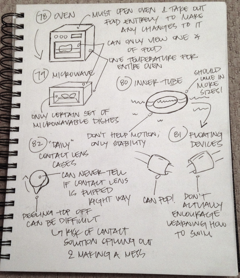 DP3: 100+ Things Brainstorm (6/8)