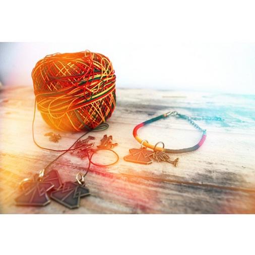 tropical friendship bracelets