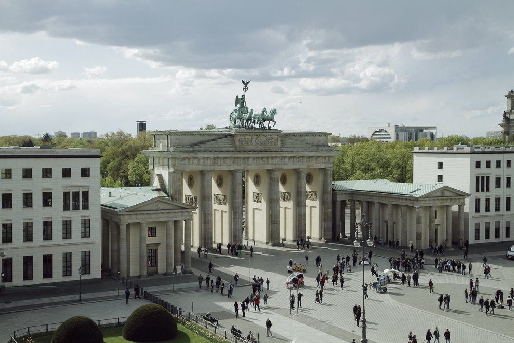 Tiergarten: Gigantic Germania