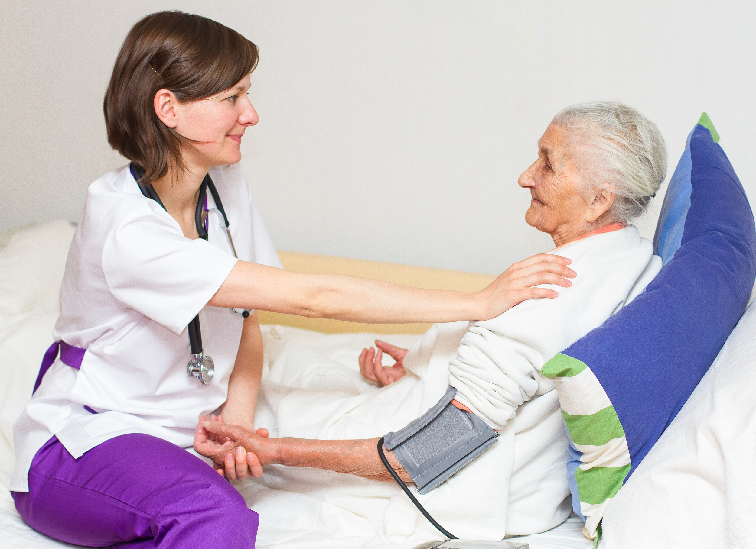 Find Answers to Your Questions About Elder Care    Learn More