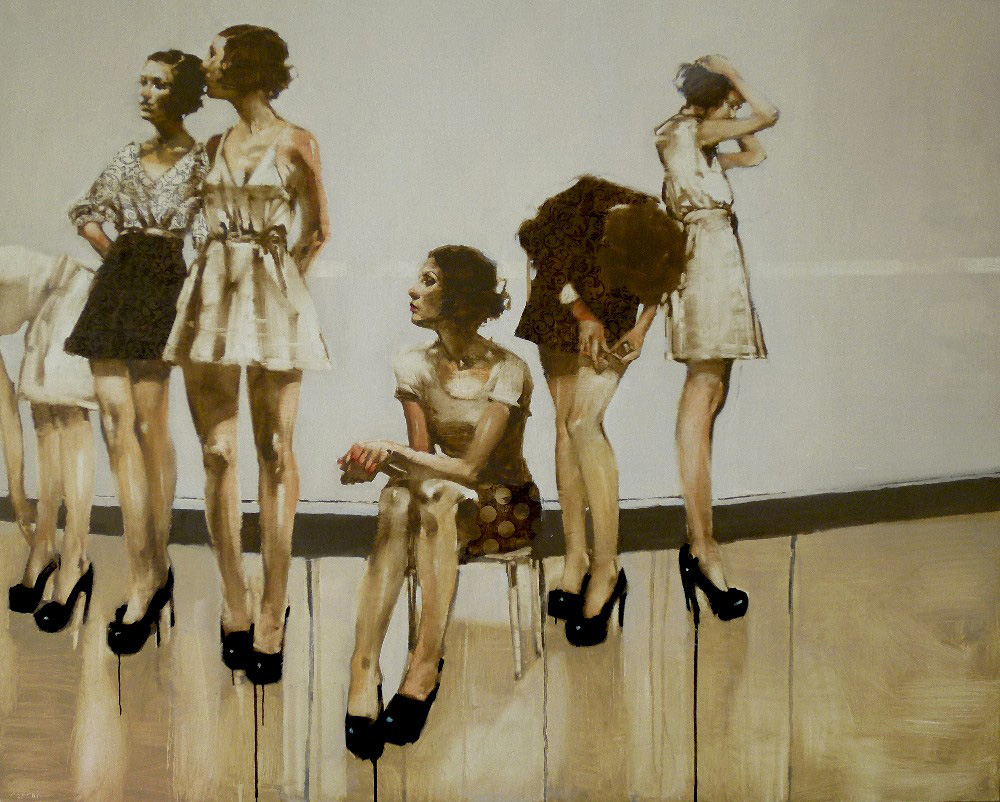 """Girls"" by Michael Carson"