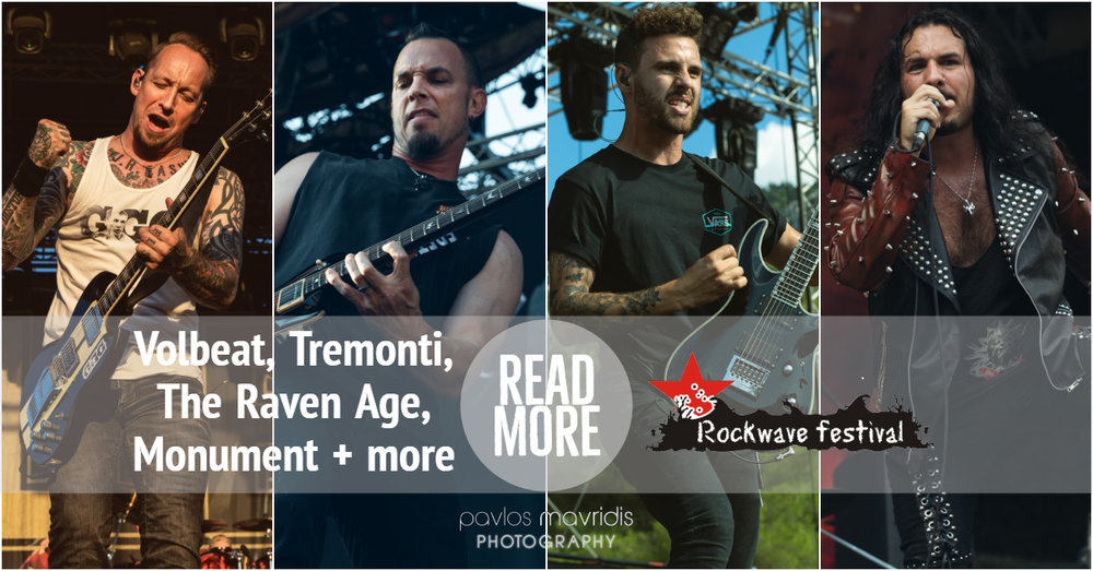 Rockwave Festival 2018 - Volbeat, Tremonti, The Raven Age, Monument + more_thumbnail.jpg