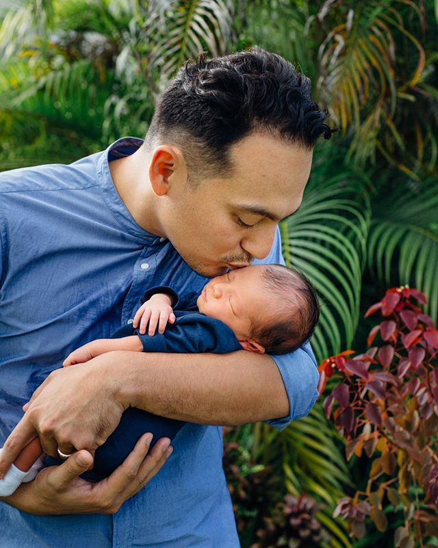 These moments get me every time ♥️ — Email me at jackkayephoto@gmail.com for bookings and inquiries. — #familyphotography #lifestylephotography #family #newborn #newbornphotography #fatherandson #lifestyle #photography #cebu #cebuphotographer