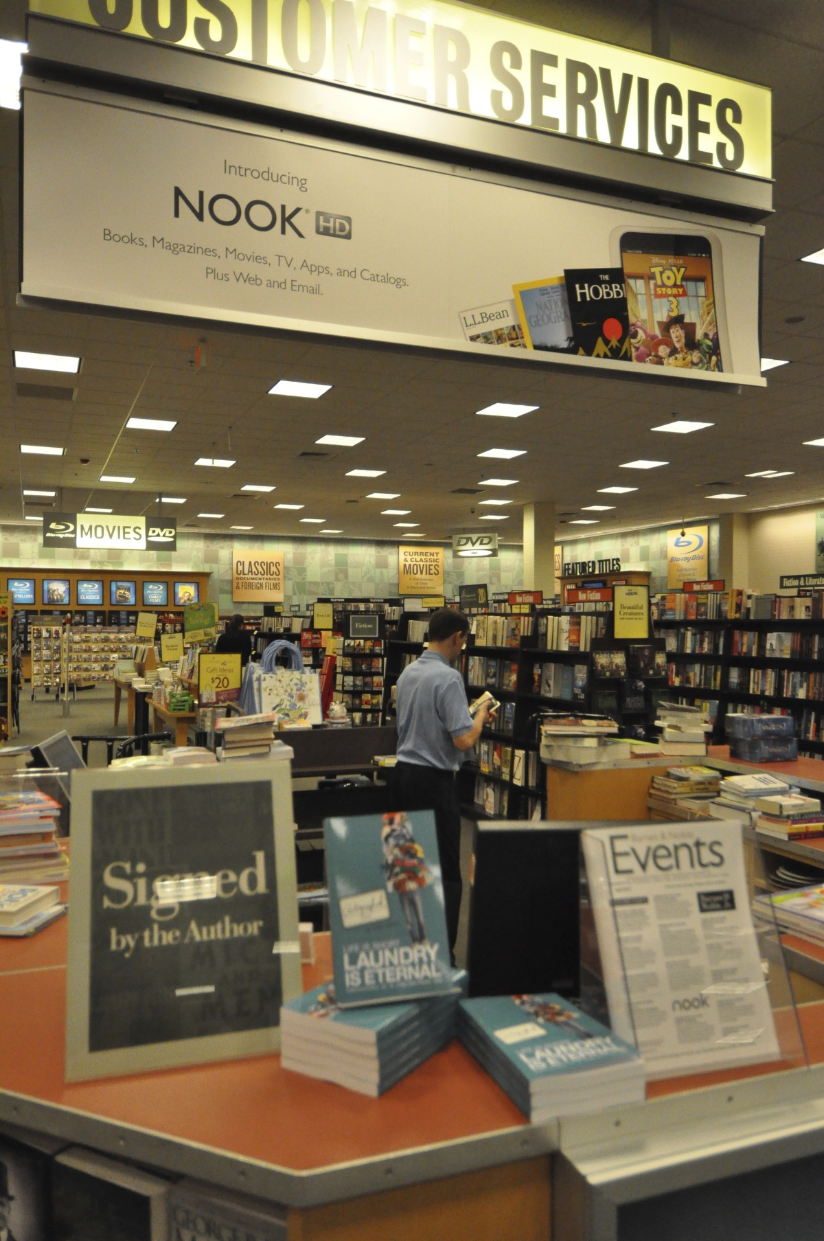 Barnes Noble Book Signing Ardens Day and The Juicebox Podcast