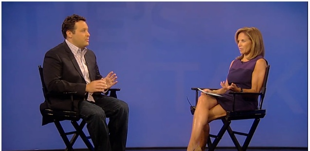 Author Scott Benner talks with Katie Couric for Yahoo News.