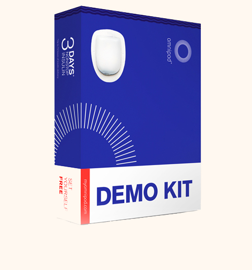 This episode is sponsored by OmniPod - Get a free demo pod today with no obligation. Go tubeless!