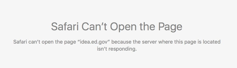 http://idea.ed.gov