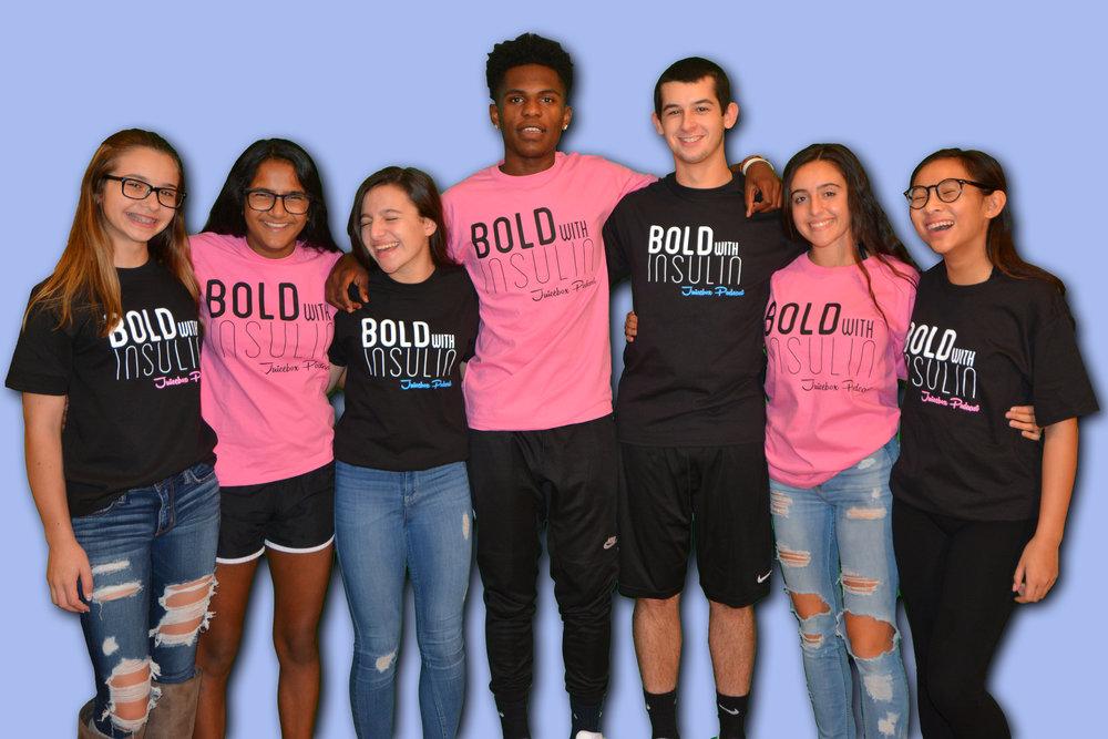 Bold T-shirts -