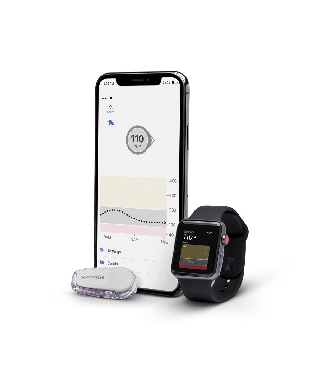 Dexcom G6 and Apple Watch