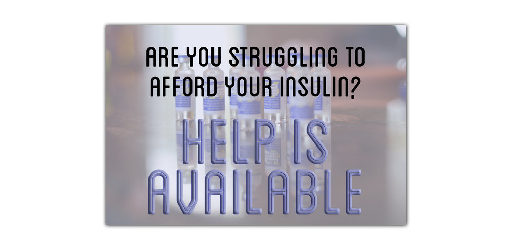 Insulin Assistance Programs - Programas de Asistencia con