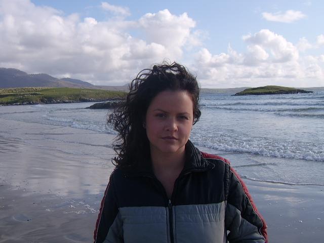 Roonah Beach in Mayo, Ireland