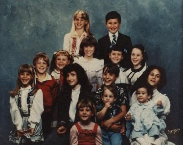Cousins, circa 1982