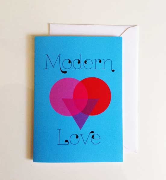 Modern Love   valentines 2016           *available for purchase: info@susanolinsky.com