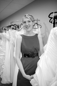 Erin Ready to Serve Brides From All Over Southwestern Ontario