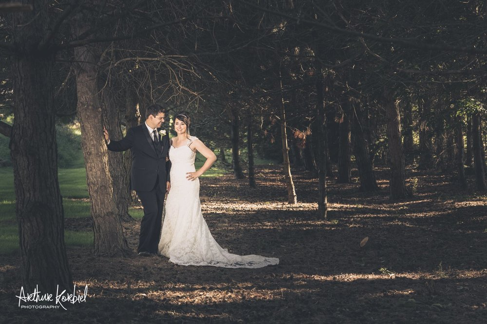 Bride: Justine Photography: Arthur Korbiel Photography