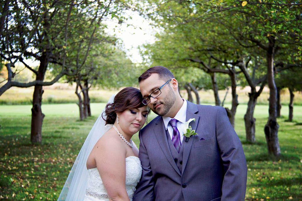 Bride: Samantha Photographer: Pam Rose Photography