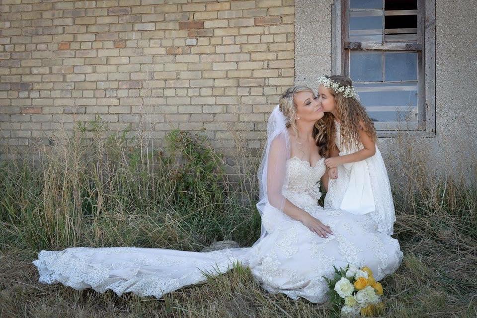 Bride: Kristina
