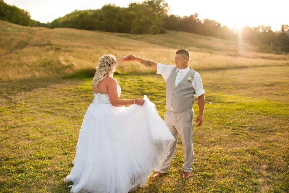 Bride: Kerri Photographer: Taylor Rebecca Photography