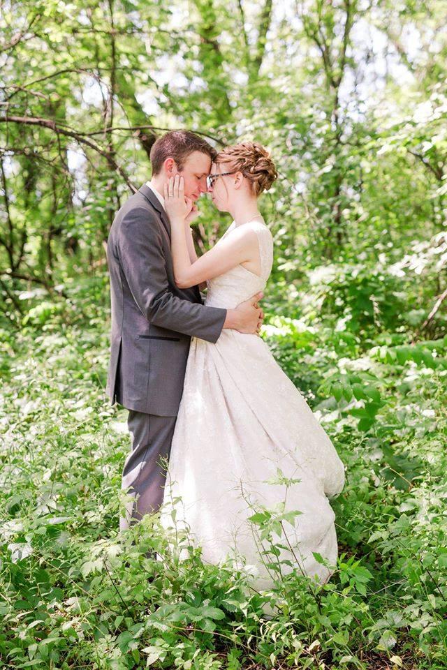 Bride: Rachel Photographer: Tina Wiebe Photography