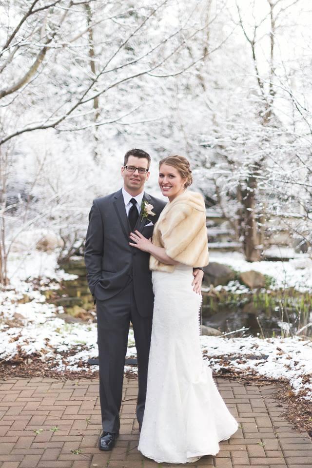 Bride: Jennifer Photographer: Hatt Photography