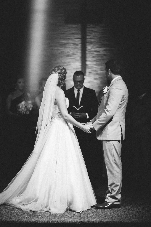 April Real Bride | Carolyn + Michael\'s Wedding | Bridal Shop ...
