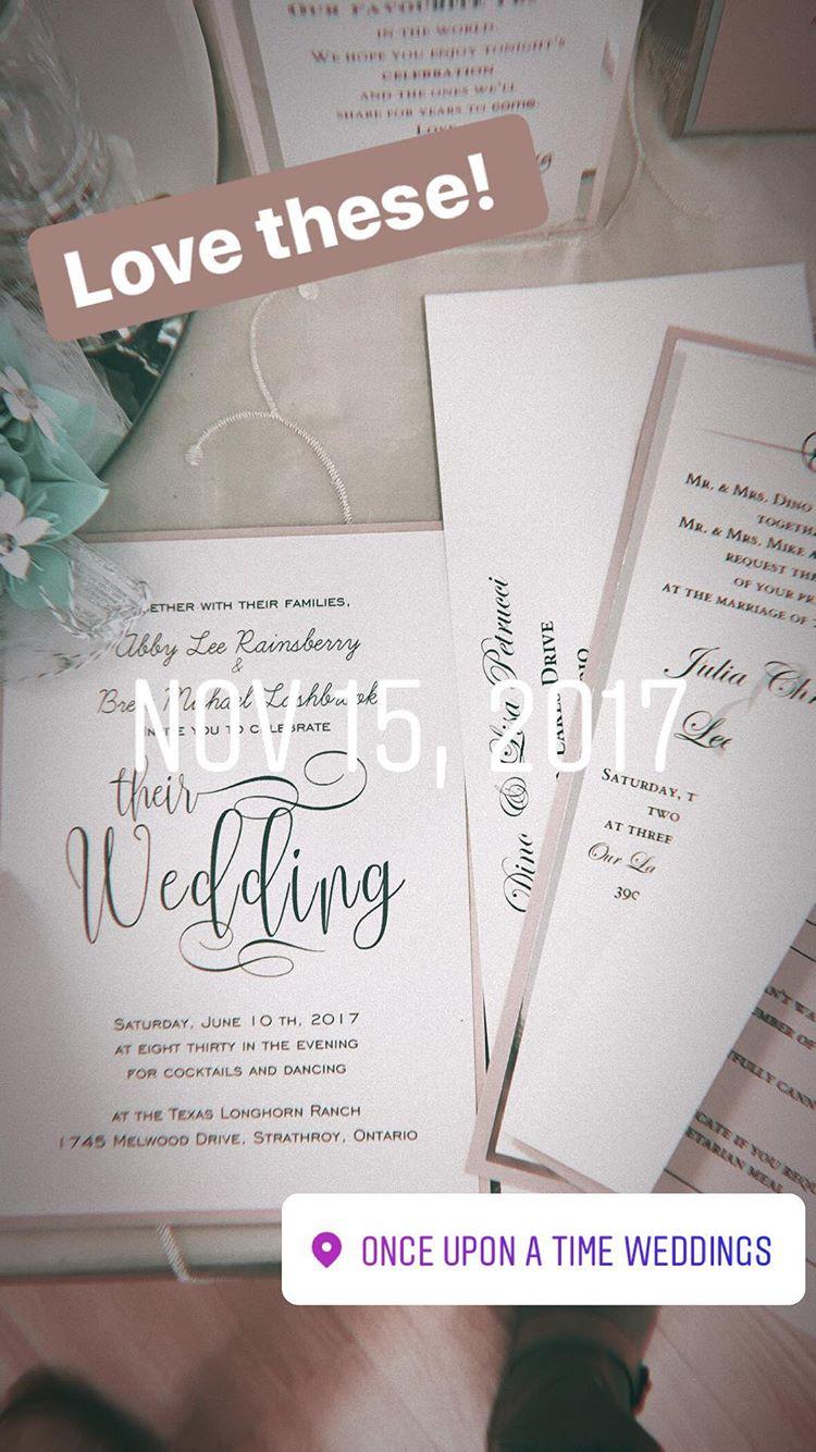 Wedding Invitation Etiquette   Bridal Shop   Wedding Dresses ...