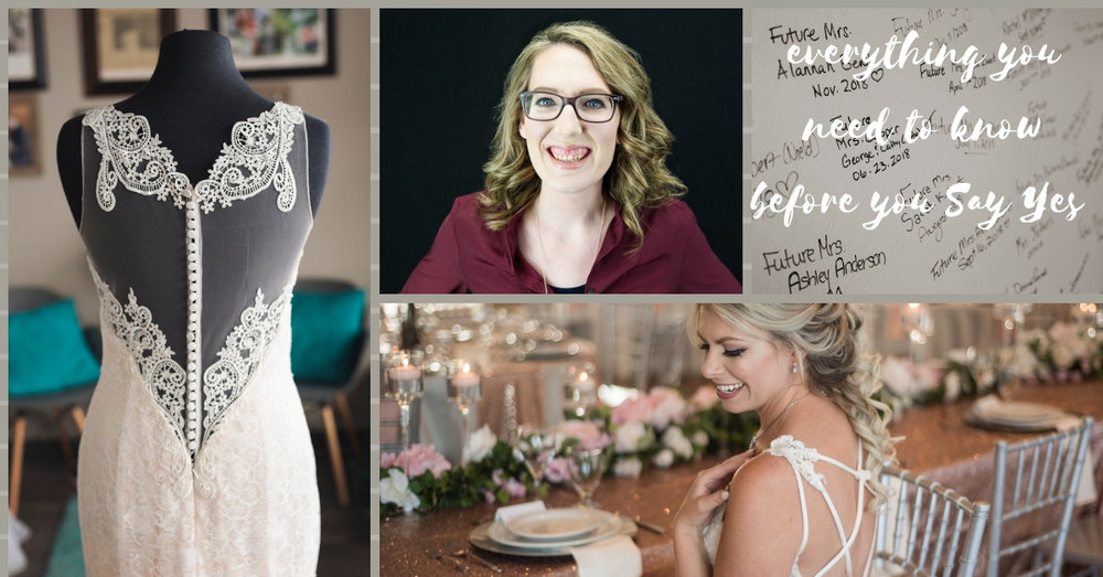 What will your Say Yes Story be?   At Once Upon A Time Weddings, we want you to say yes to not just the dress with absolute confidence.  And it starts with this free webinar.   Grab a cup of coffee or glass of wine and join us as we discuss everything you need to know before you purchase your wedding gown.  We'll cover:  * shapes of gowns  * colours of gowns  * when to shop for your gown  * Say Yes Process  * why shopping at a boutique is best  All participants will receive a special offer towards their gown purchase! So be sure to be on live or catch the replay right away!