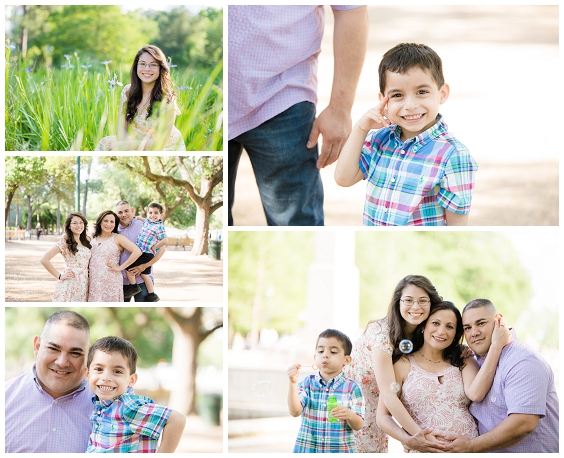 Houston Family Portrait Photographer - Houston Maternity Photographer