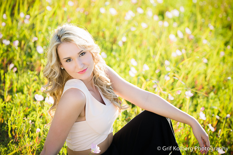 Richmond TX Senior Portrait Photographer, Travis High School Senior Photo