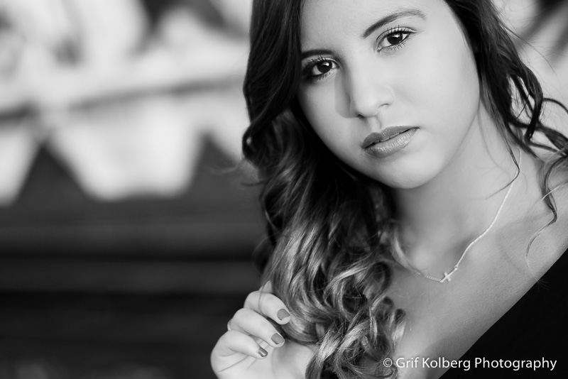 Senior Portrait Session - Houston Senior Portrait Photographer